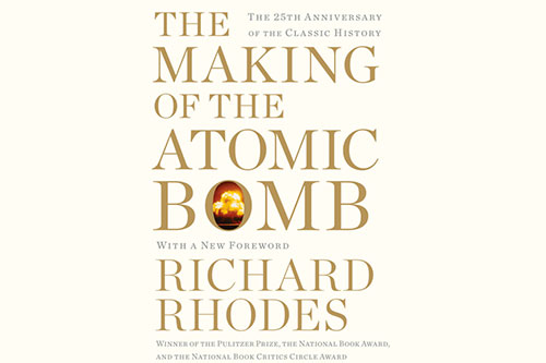 The Making of the Atomic Bomb remains the definitive history of nuclear weapons and the Manhattan Project.