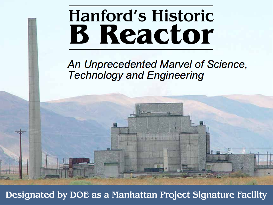 Hanford's Historic B Reactor